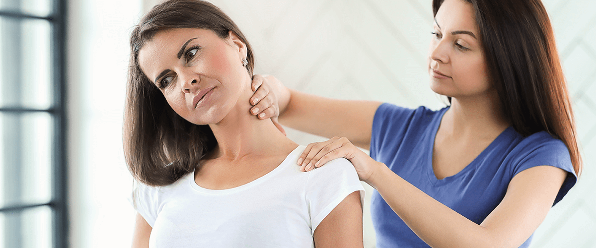 Infinite Healing Center Offers Help For Shoulder Pain